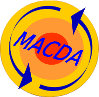 Mars Analysis Correction Data Assimilation (MACDA) logo