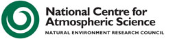 National Centre for Atmospheric Science (NCAS) Logo