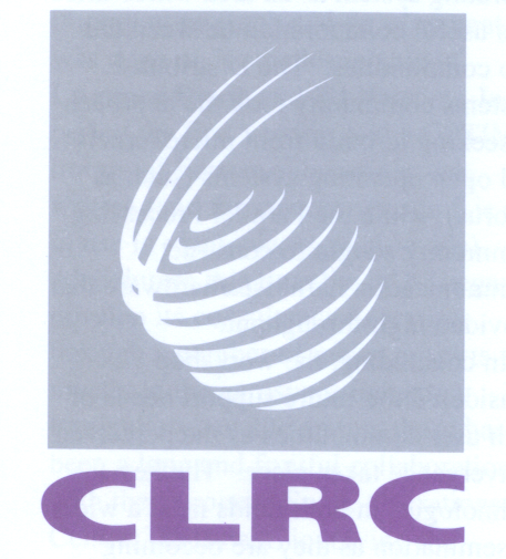 Central Laboratory of the Research Councils (CLRC) Logo