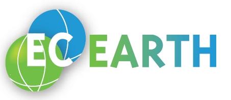 Logo for EC-EARTH