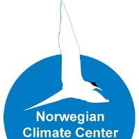 Logo for Norwegian Climate Centre (NCC)