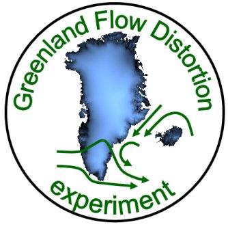 Greenland Flow Distortion Experiment (GFDex) Logo