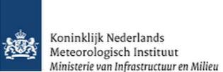 Koninklijk Nederlands Meteorologisch Instituut (KNMI) Logo
