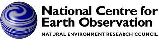 National Centre for Earth Observation (NCEO) Logo