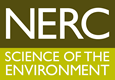 Logo of the National Environment Research Council (NERC)