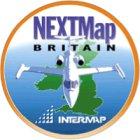 ntermap NEXTMAP Britain Data by OS Grid Tile Logo