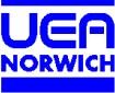 University of East Anglia (UEA) Logo