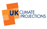 UK Climate Projections Logo